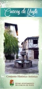 Fuente de los Chorros. Turismo de Cuacos de Yuste.