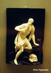 pieza del museo del emperador Carlos V. Foto Figaredo, Gijón