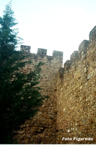 Muralla de Plasencia. Foto Figaredo, Gijón