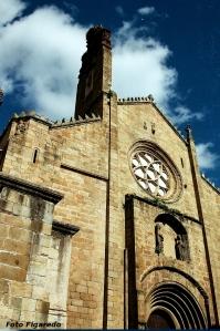 Catedral vieja. Foto Figaredo, Gijón
