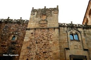 Palacio de los Golfines. Foto Figaredo, Gijón