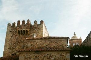 Torre de origen romano. Foto Figaredo, Gijón.