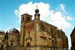 Iglesia de San Martín. Foto Figaredo, Gijón