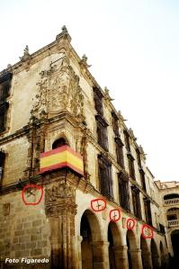 Palacio del Escudo. Foto Figaredo, Gijón