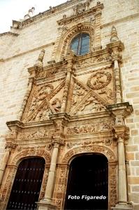 Catedral de Coria. Foto Figaredo, Gijón