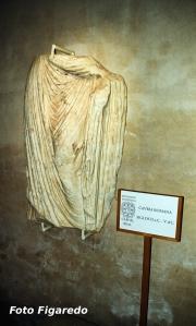 Cavria romana. Foto Figaredo, Gijón