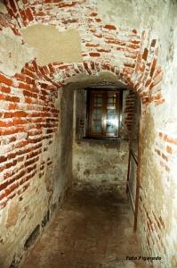 interior de celda de castigo. Foto Figaredo, Gijón