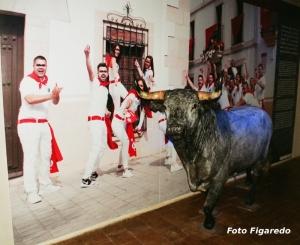 museo del toro bravo. Foto Figaredo, Gijón