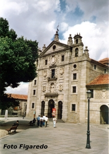 Iglesia-Convento de SantaTeresa de Jesús. Foto Figaredo, Gijón