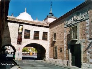 Palacio Real Testamentario. Foto Figaredo, Gijón