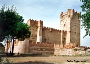 Castillo de la Mota. Foto Figaredo, Gijón