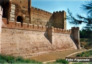 parte subterránea del Castillo de la Mota. Foto Figaredo, Gijón