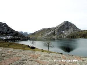 Lago de Covadonga. Foto de Rebeca Benito