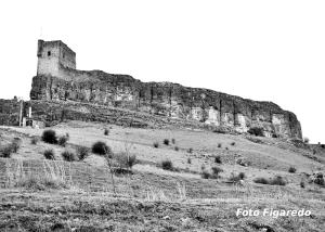 Castillo de Atienza. Foto Figaredo, Gijón.