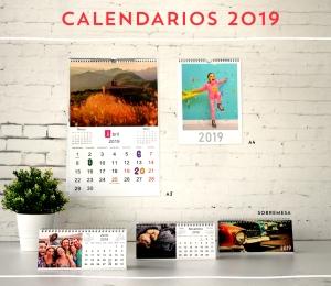 calendarios con tus fotos. Foto Figaredo, Gijón
