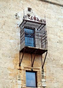 Balcón de La Hora. Foto Figaredo, Gijón