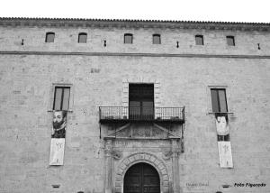 Palacio Ducal de la Princesa de Éboli. Foto Figaredo, Gijón