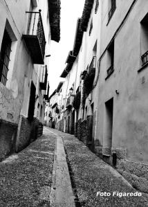 Callejuela de Pastrana en el barrio del Albaicín. Foto Figaredo, Gijón