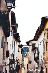 Barrio judío de Pastrana. Foto Figaredo, Gijón