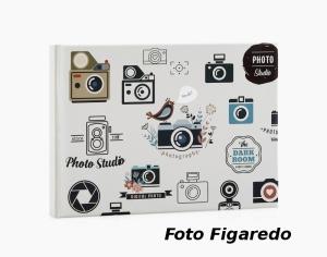 minialbum para 36 fotos 13x18. Foto Figaredo, Gijón