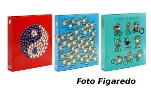 álbum para 200 fotos 11x15 kukuxumusu, con sitio para escribir. Foto Figaredo, Gijón