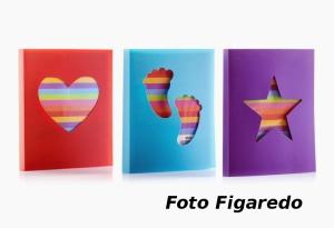 álbum para 36 fotos 11x15. Foto Figaredo, Gijón