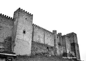 Castillo de Sigüenza, vista parcial. Foto Figaredo, Gijón