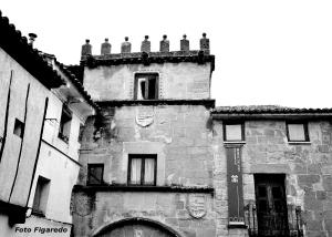 Casa natal del Doncel de Sigüenza. Foto Figaredo, Gijón