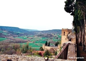 Vista desde los Jardines Románticos. Foto Figaredo, Gijón
