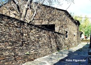 Pueblos Negros. Foto Figaredo, Gijón