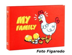Álbum para 50 fotos 11x15. Foto Figaredo, Gijón