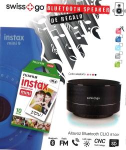 cámara, carga y altavoz Bluetooth. Foto Figaredo, Gijón
