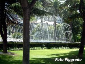 Parque en Puerta La Villa. Foto Figaredo, Gijón