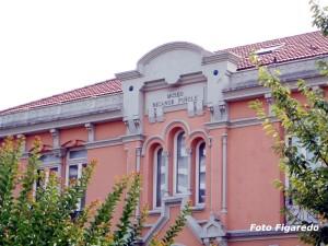 Museo Nicanor Piñole. Foto Figaredo, Gijón