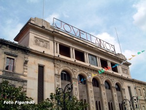 Teatro Jovellanos. Foto Figaredo, Gijón