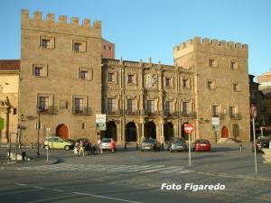 Palacio de Revillagigedo. Foto Figaredo, Gijón