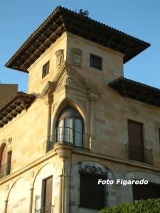Casa Paquet. Foto Figaredo, Gijón