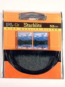Filtro PL circular 52mm. Foto Figaredo, Gijón